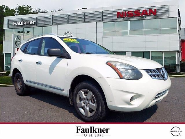 2014 Nissan Rogue Select Vehicle Photo in Jenkintown, PA 19046