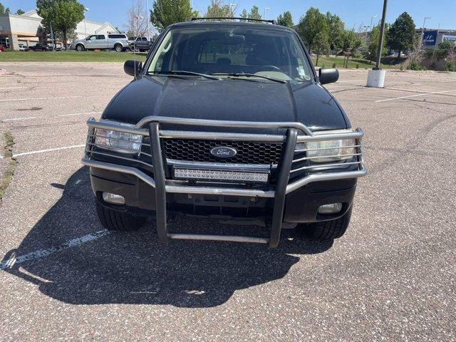 2004 Ford Escape Vehicle Photo in Colorado Springs, CO 80920
