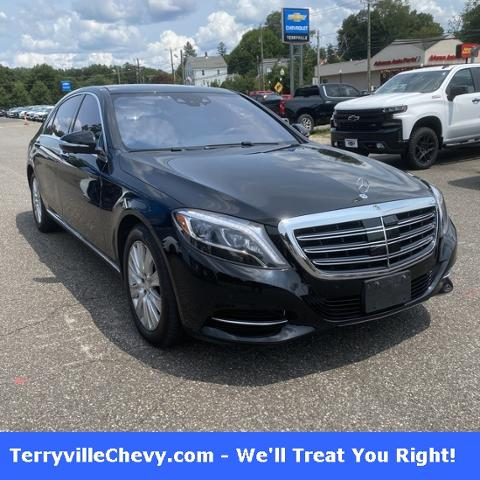 2014 Mercedes-Benz S-Class Vehicle Photo in TERRYVILLE, CT 06786-5904