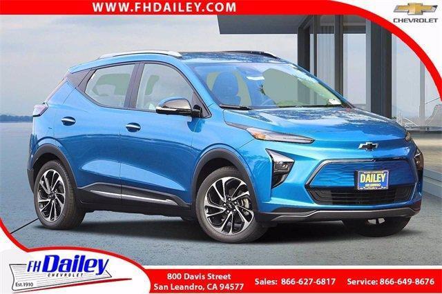2022 Chevrolet Bolt EUV Vehicle Photo in SAN LEANDRO, CA 94577-1512