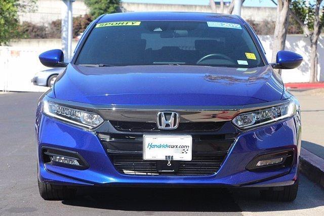 2019 Honda Accord Sedan Vehicle Photo in El Cerrito, CA 94530