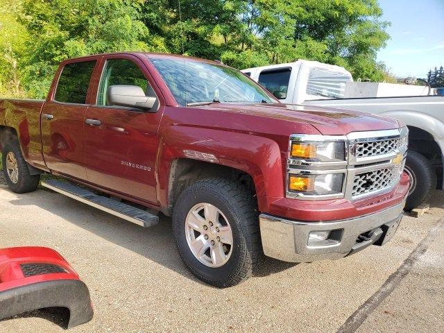 2014 Chevrolet Silverado 1500 Vehicle Photo in ALLIANCE, OH 44601-4622