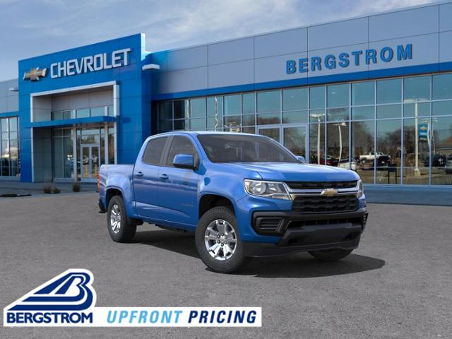 2021 Chevrolet Colorado Vehicle Photo in NEENAH, WI 54956-2243
