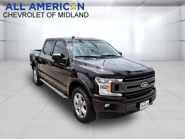 2018 Ford F-150 Vehicle Photo in Midland, TX 79703