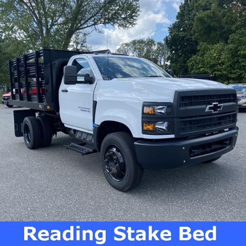 2019 Chevrolet Silverado Chassis Cab Vehicle Photo in Terryville, CT 06786