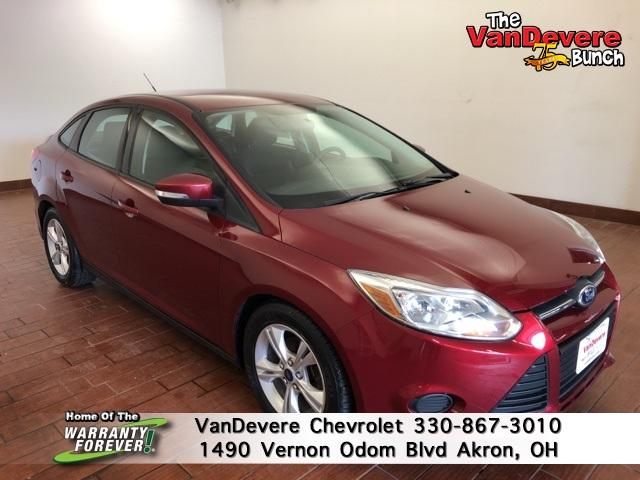 2014 Ford Focus Vehicle Photo in Akron, OH 44320
