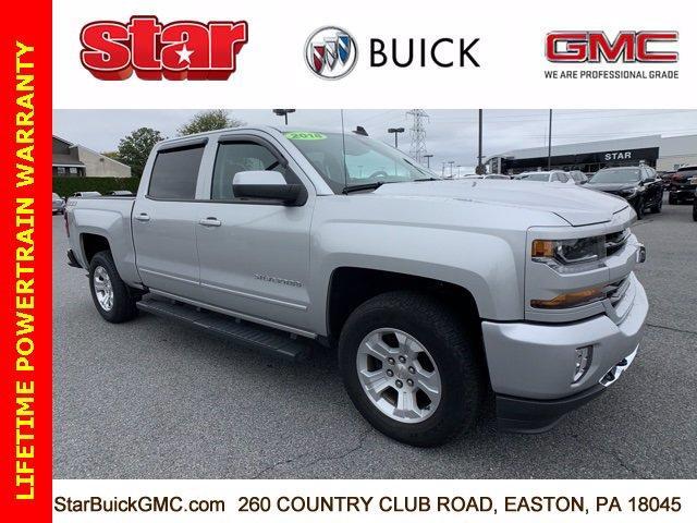 2018 Chevrolet Silverado 1500 Vehicle Photo in EASTON, PA 18045-2341