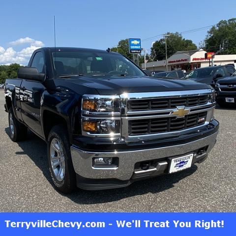 2014 Chevrolet Silverado 1500 Vehicle Photo in TERRYVILLE, CT 06786-5904