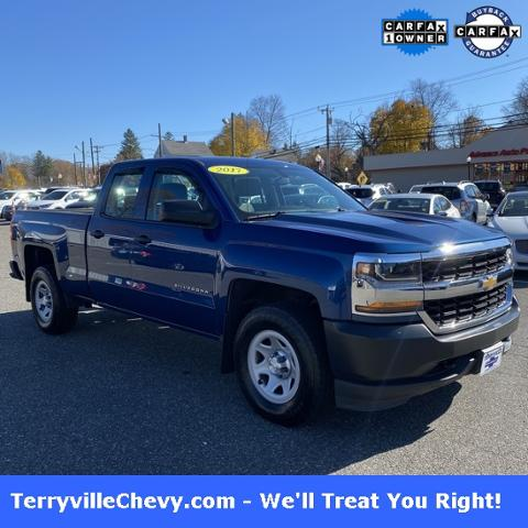 2017 Chevrolet Silverado 1500 Vehicle Photo in Terryville, CT 06786
