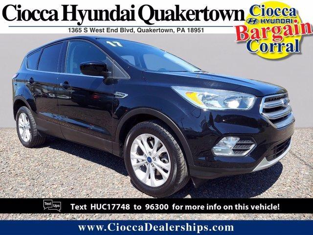2017 Ford Escape Vehicle Photo in Quakertown, PA 18951