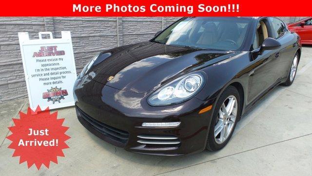 2016 Porsche Panamera Vehicle Photo in San Antonio, TX 78209