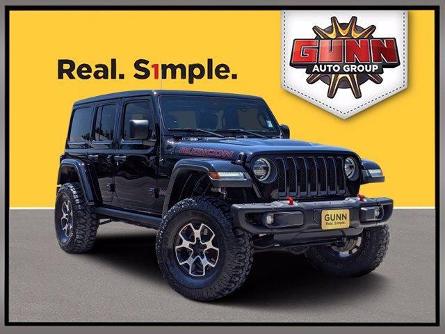 2019 Jeep Wrangler Unlimited Vehicle Photo in San Antonio, TX 78230
