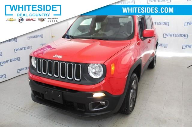 2016 Jeep Renegade Vehicle Photo in St. Clairsville, OH 43950