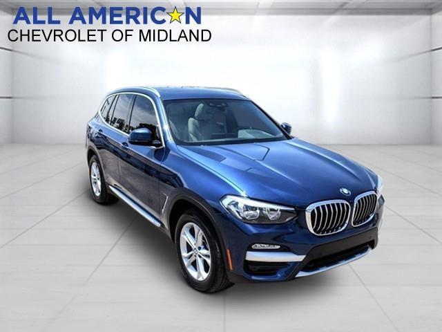 2019 BMW X3 sDrive30i Vehicle Photo in Midland, TX 79703