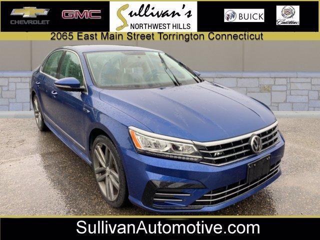 2017 Volkswagen Passat Vehicle Photo in TORRINGTON, CT 06790-3111