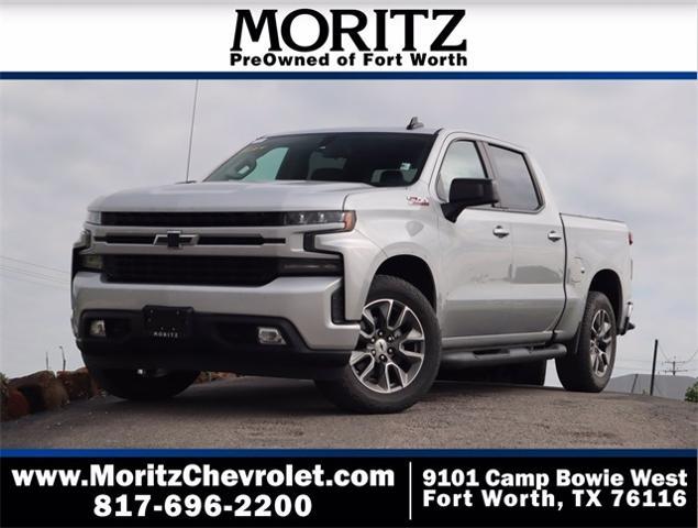 2019 Chevrolet Silverado 1500 Vehicle Photo in Fort Worth, TX 76116