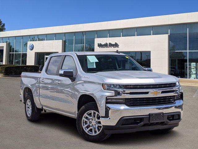 2020 Chevrolet Silverado 1500 Vehicle Photo in San Antonio, TX 78257