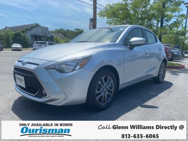 2020 Toyota Yaris Hatchback Vehicle Photo in Bowie, MD 20716