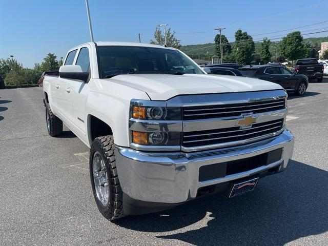 2015 Chevrolet Silverado 2500HD Built After Aug 14 Vehicle Photo in Watertown, CT 06795