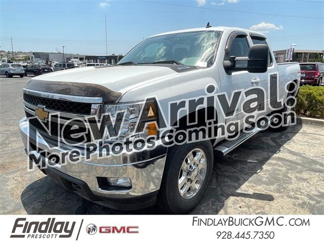 2013 Chevrolet Silverado 2500HD Vehicle Photo in Prescott, AZ 86305