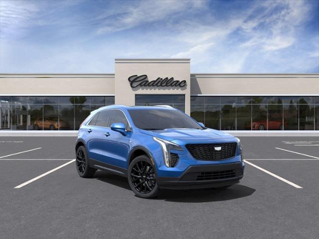 2021 Cadillac XT4 Vehicle Photo in NEENAH, WI 54956-2243