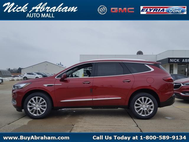 2021 Buick Enclave Vehicle Photo in Elyria, OH 44035