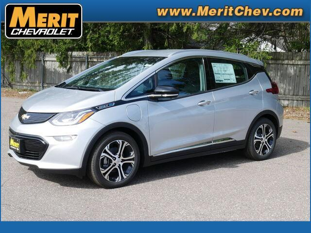 2021 Chevrolet Bolt EV Vehicle Photo in Maplewood, MN 55119