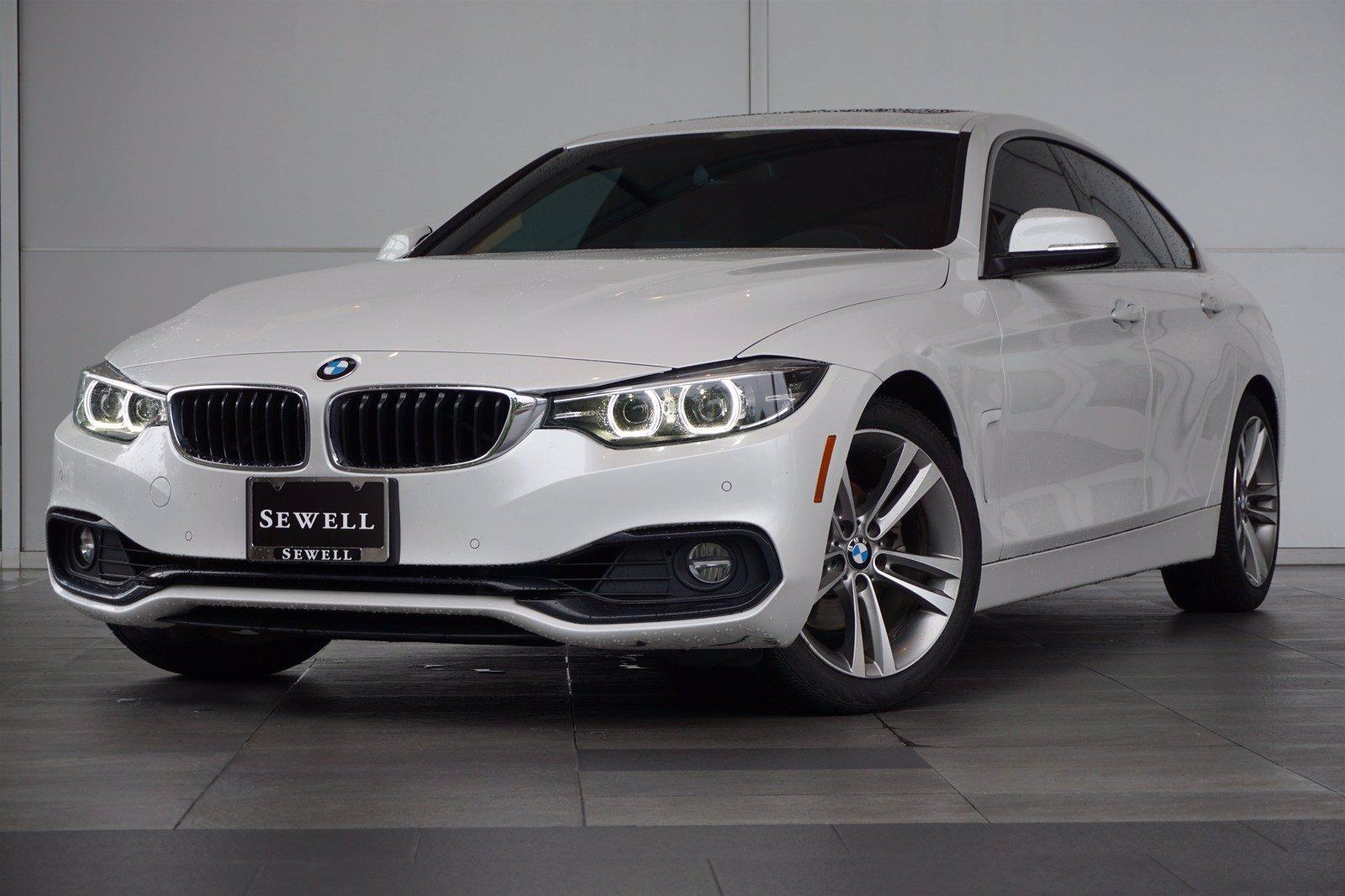 2019 BMW 430i Vehicle Photo in Houston, TX 77079