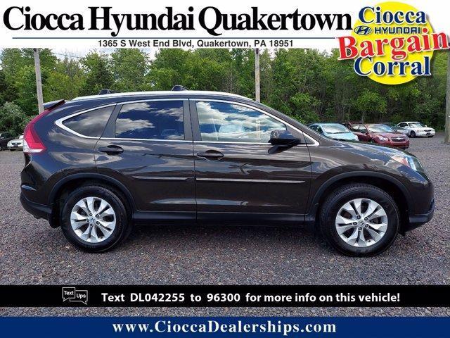 2013 Honda CR-V Vehicle Photo in Quakertown, PA 18951