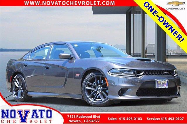 2019 Dodge Charger Vehicle Photo in NOVATO, CA 94945-4102