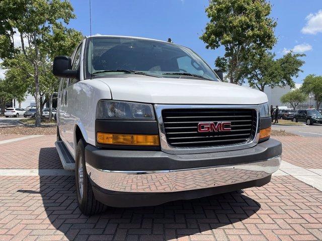 2020 GMC Savana Cargo Van Vehicle Photo in Charleston, SC 29407