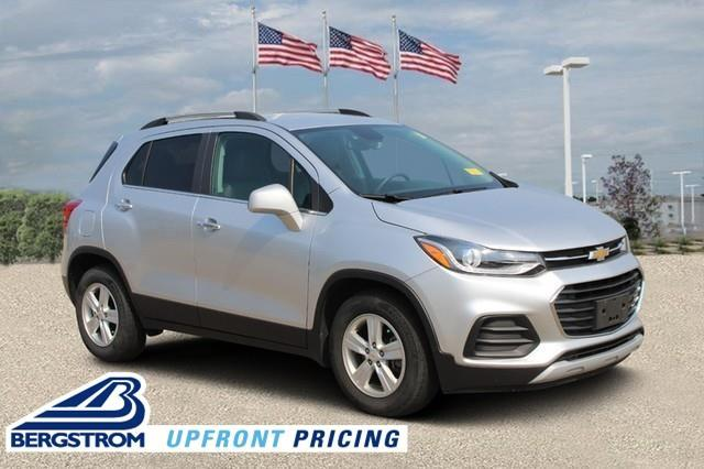 2017 Chevrolet Trax Vehicle Photo in MADISON, WI 53713-3220