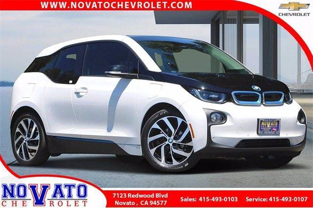 2015 BMW i3 Vehicle Photo in NOVATO, CA 94945-4102