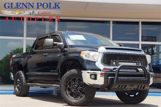 2016 Toyota Tundra 4WD Truck Vehicle Photo in Gainesville, TX 76240