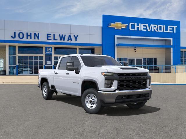 2021 Chevrolet Silverado 2500HD Vehicle Photo in ENGLEWOOD, CO 80113-6708