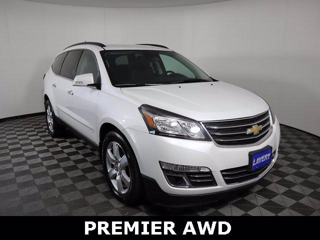 2017 Chevrolet Traverse Vehicle Photo in ALLIANCE, OH 44601-4622