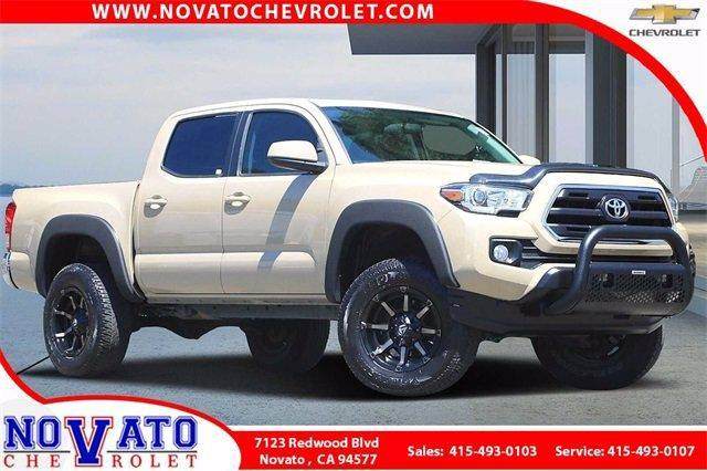 2016 Toyota Tacoma Vehicle Photo in NOVATO, CA 94945-4102