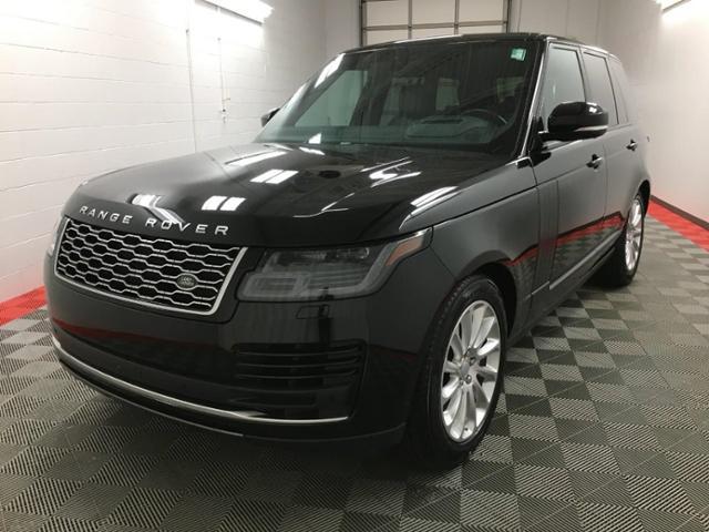 2018 Land Rover Range Rover Vehicle Photo in Appleton, WI 54913