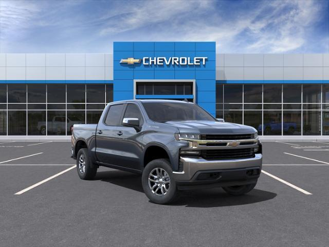 2021 Chevrolet Silverado 1500 Vehicle Photo in Anchorage, AK 99515