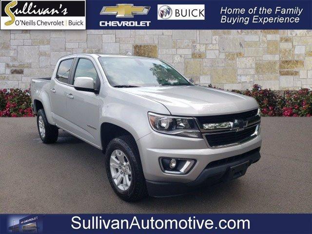 2019 Chevrolet Colorado Vehicle Photo in AVON, CT 06001-3717