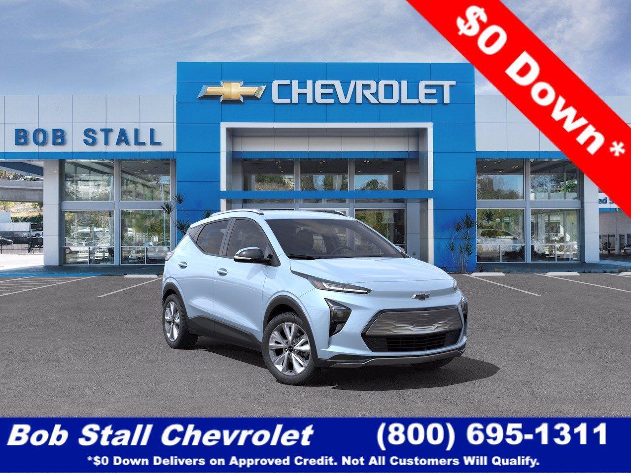 2022 Chevrolet Bolt EUV Vehicle Photo in La Mesa, CA 91942