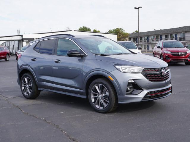 2021 Buick Encore GX Vehicle Photo in Wichita, KS 67209