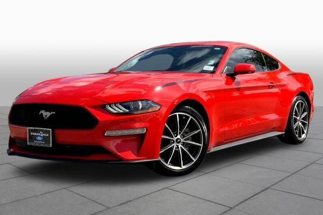 2019 Ford Mustang Vehicle Photo in Houston, TX 77074