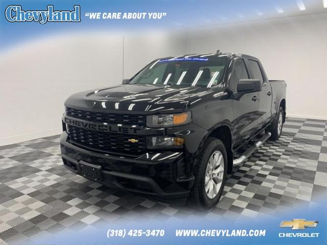 2020 Chevrolet Silverado 1500 Vehicle Photo in Shreveport, LA 71105