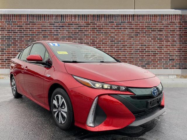 2017 Toyota Prius Prime Vehicle Photo in HUDSON, MA 01749-2782