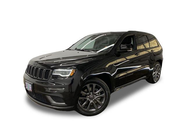 2018 Jeep Grand Cherokee Vehicle Photo in PORTLAND, OR 97225-3518