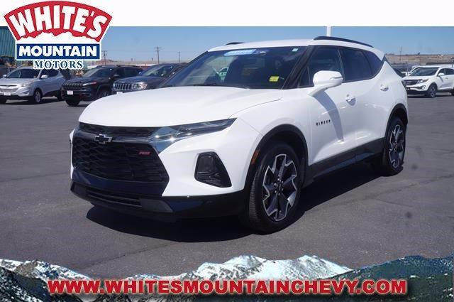 2019 Chevrolet Blazer Vehicle Photo in Casper, WY 82609