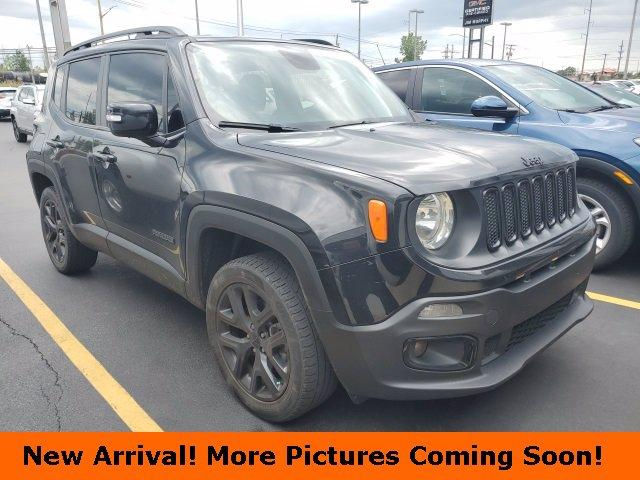 2018 Jeep Renegade Vehicle Photo in DEPEW, NY 14043-2608