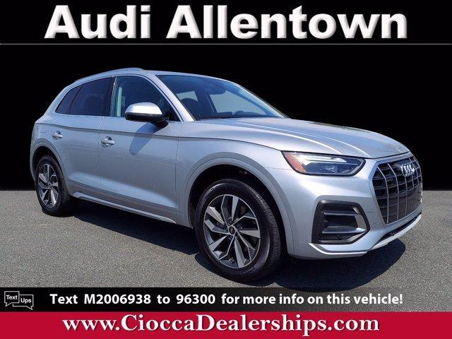 2021 Audi Q5 Vehicle Photo in Allentown, PA 18103