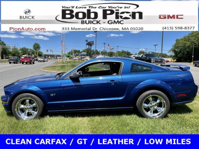 2006 Ford Mustang Vehicle Photo in CHICOPEE, MA 01020-5001